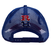 Load image into Gallery viewer, Redneck Riviera Red, White and Blue Washed Ballcap