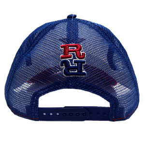 Redneck Riviera Red, White and Blue Washed Ballcap