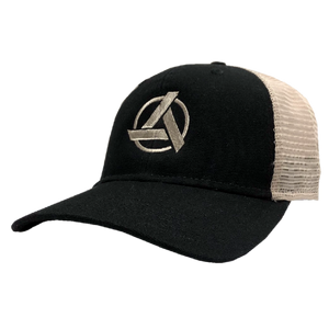 SpeedKore Black and Khaki Ballcap