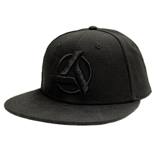 Load image into Gallery viewer, SpeedKore Black Logo Ballcap