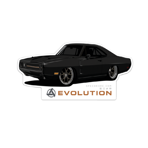 1970 Charger Evolution