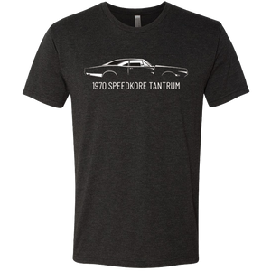 SpeedKore Vintage Black Tantrum Tee
