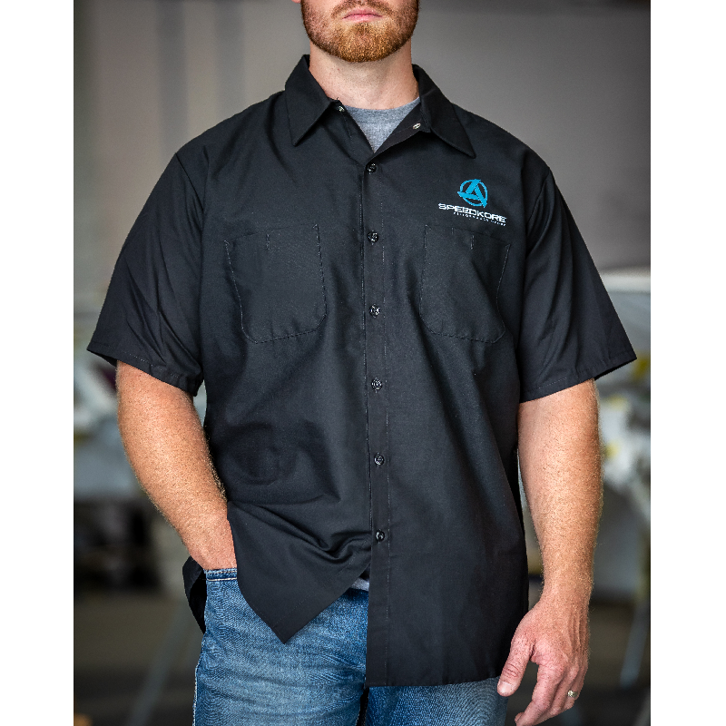 SpeedKore Black Workshirt