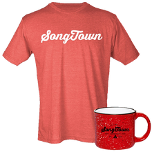 Load image into Gallery viewer, Songtown Tee and Campfire Mug Bundle