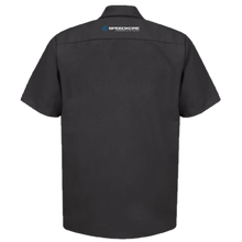 Load image into Gallery viewer, SpeedKore Black Workshirt