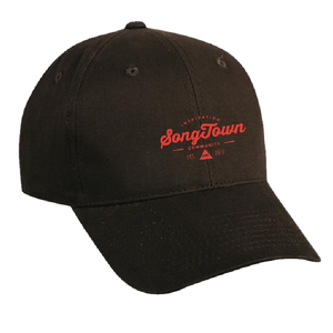 Songtown Black Ballcap