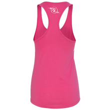 Load image into Gallery viewer, Tracy Lawrence Ladies Raspberry Racerback Tank
