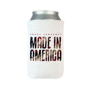 Tracy Lawrence Made In America Can Coolie