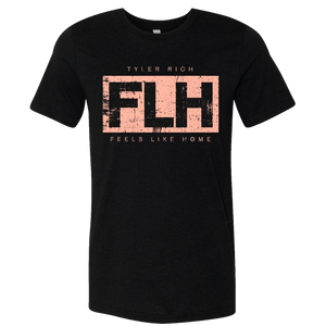 Tyler Rich Feels Like Home Black Tee