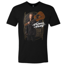 Load image into Gallery viewer, Travis Tritt 2019 Black Tour Tee