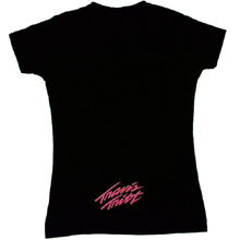 Load image into Gallery viewer, Travis Tritt Ladies Black Trouble Tee