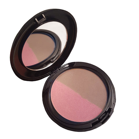 Blusher/Bronzer Duo - Two Fabulous