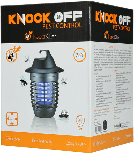Knock Off Insectenlamp 35m2 - Artavis.shop