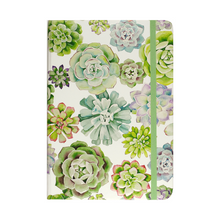 "Load image into Gallery viewer, Succulent Garden Journal - 5"" x 7"""