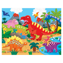 Load image into Gallery viewer, Dinosaur 48 Piece Kids' Floor Puzzle