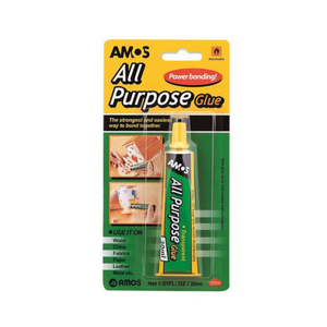 Amos All-Purpose 30ml Glue
