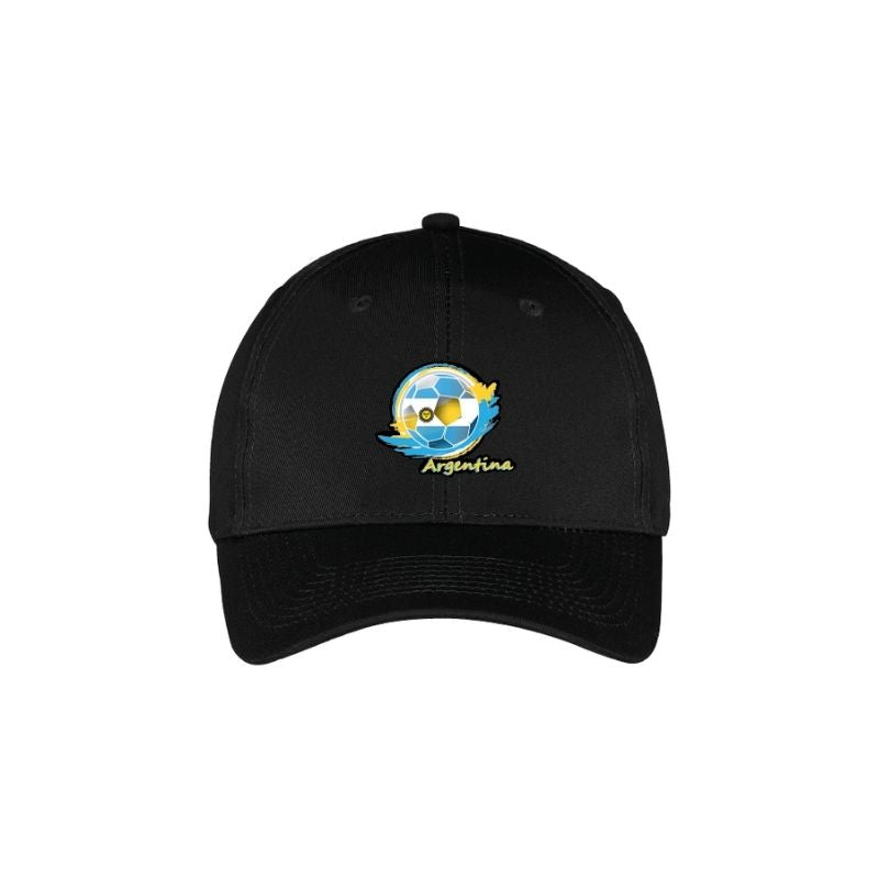 Argentina Football Fever Cap