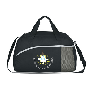 Autism Awareness Athletic Polyester Duffel Bag - Multiple Designs!