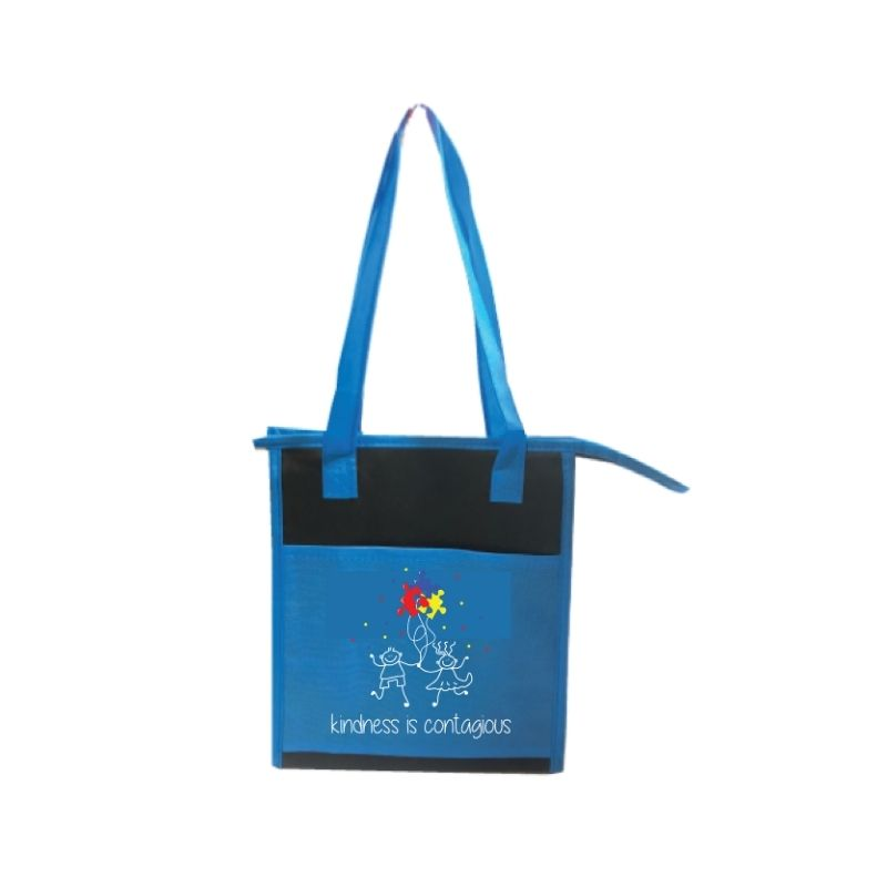 Autism Awareness Munch & Lunch Cooler Tote - Kindness