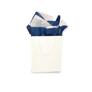 Gift Bag with Tissue (Unassembled)