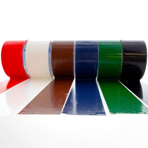 "BAZIC 1.88"" X 10 Yard Assorted Coloured Duct Tape"