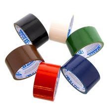 "Load image into Gallery viewer, BAZIC 1.88"" X 10 Yard Assorted Coloured Duct Tape"