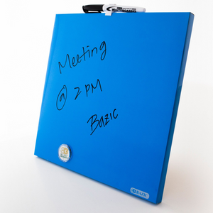 "BAZIC 11.5"" x 11.5"" Magnetic Dry Erase Tile"