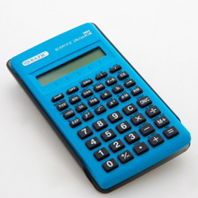 Load image into Gallery viewer, BAZIC 56 Function Scientific Calculator w/ Slide-On Case