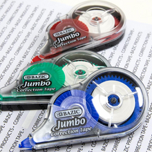 "Load image into Gallery viewer, BAZIC 5 mm x 394"" Jumbo Correction Tape"