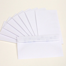 Load image into Gallery viewer, BAZIC #6 3/4 Self-Seal White Envelope (65/Pack)