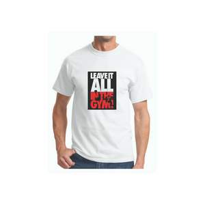 Boom – Essential T-Shirts – Leave it all in the Gym