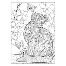 Load image into Gallery viewer, Cra-Z-Art Furever Friends Adult Colouring Book
