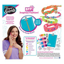 Load image into Gallery viewer, Cra-Z-Art Shimmer 'N Sparkle BFF Friendship Bracelets