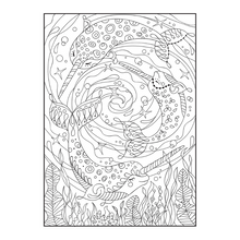 Load image into Gallery viewer, Cra-Z-Art Whimsical Friends Adult Colouring Book