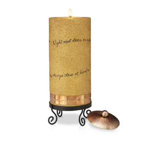 Close at Heart Candle Holder