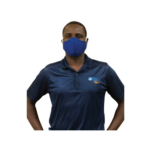 Cloth Face Mask With Washable Filter