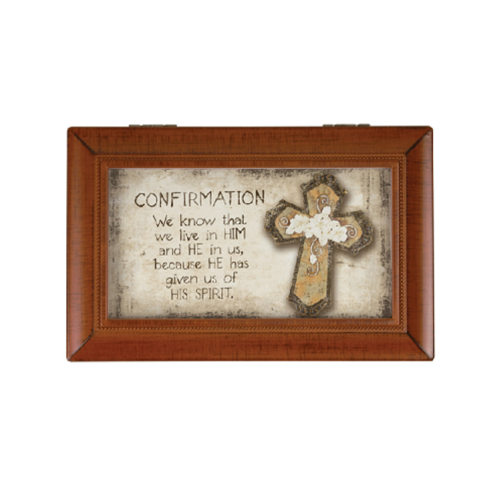 Confirmation Music Box