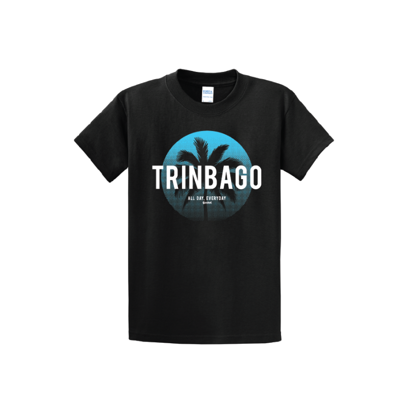 Coskel – Black Essential T-Shirt – TrinBago