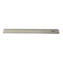 "Load image into Gallery viewer, Cox 50cm / 20"" Transparent Plastic Ruler"