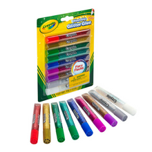 Load image into Gallery viewer, Crayola Bold Washable Glitter Glue (9/Pack)