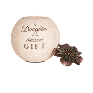 Daughter Candle Holder