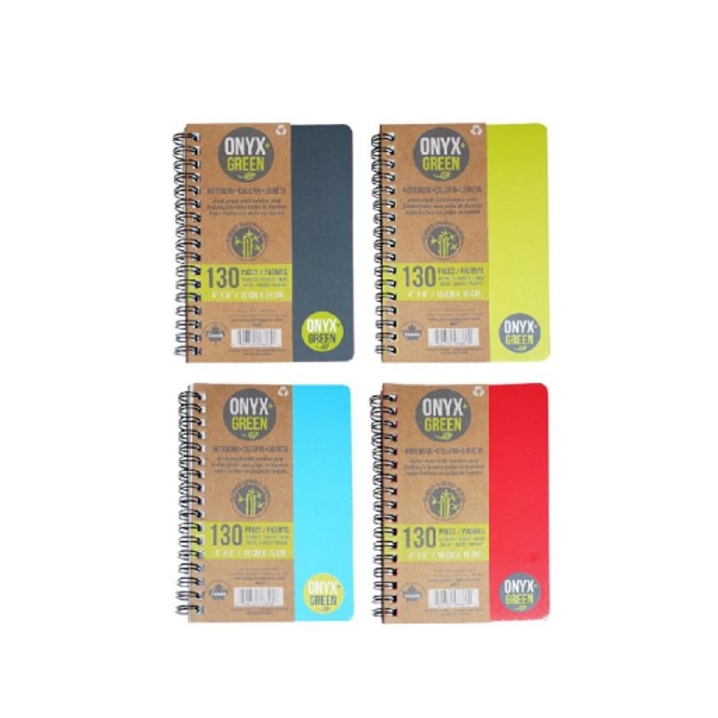 Eco-Friendly 4″ x 6″ Notebook