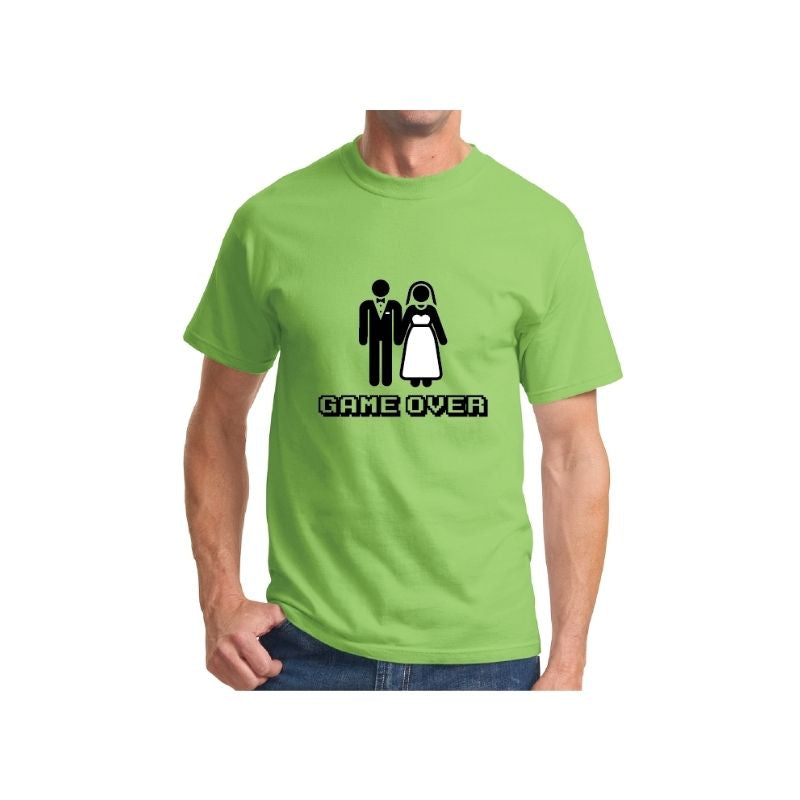 Essential T-Shirt – Green - Game Over