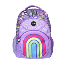 Load image into Gallery viewer, Fringoo Toddler Backpack - Rainbow Smile Backpack