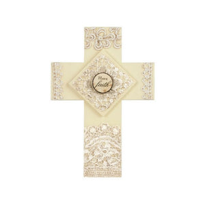 Grateful for Life Wall Cross