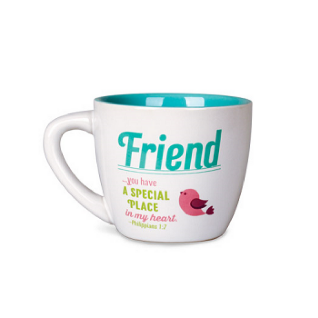 Happy Friend Mug