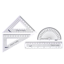 Load image into Gallery viewer, Helix Oxford 15cm Geometry Math Set