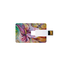 Load image into Gallery viewer, Lisa Hutchinson – 32GB Flip Card USB – Silver Bells