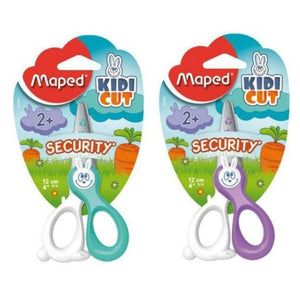 "Maped Kidicut 4.75"" Safety Scissors - Rabbit"