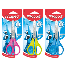 "Load image into Gallery viewer, Maped Essentials 5"" Round Tipped Scissors"